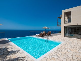 Beachfront modern villas with  private pool and breathtaking view