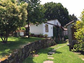 Casa Tradicional en valle de las Rías Baixas, Baiona