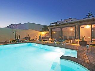VILLA PRINCESA, vivienda de 4 dormitorio con piscina privada
