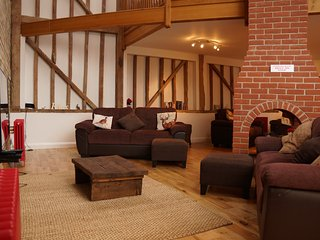 Alder Barn - beautiful holiday home in historic Ashwell, Hertfordshire
