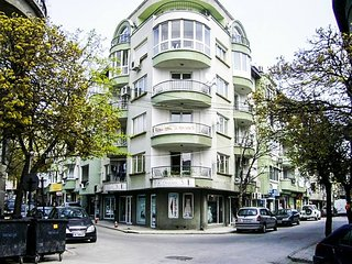 New listing! Bright and roomy flat in the heart of Varna