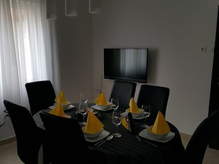 Holiday Apartments Danica-Three Bedroom Apartment with Sea View (6+2) - LUXURY