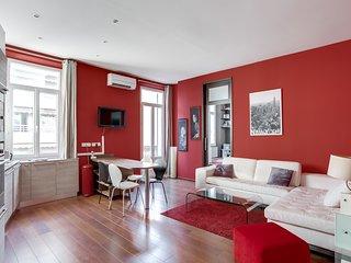 Bel appartement en plein centre de Cannes