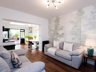 Goldstone Villas Luxury Two Bedroom Garden Flat, Hove