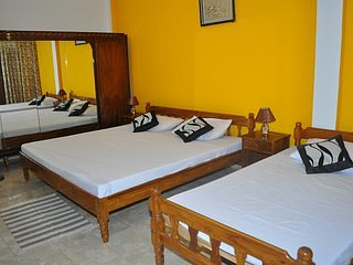 Dil Lanka Safari Resort-matrimoniale 2 + letto singolo