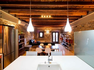Apartamento de diseño en el Barri Vell