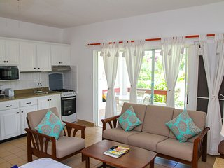 Dickenson Bay. Newly Renovated Villa! On Beach!