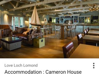 Cameron House Lodges (Loch Lomond) - 1 wks holiday rental -1st Sept - 8th Sept.