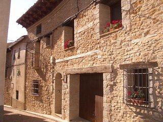 Fachada de casa Gil Andrés