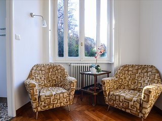 FAVOLA - Deluxe apartment with garden view, Bellagio