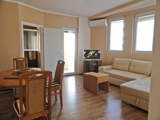 Threebedroom apartment near the beach and the centre of Budva