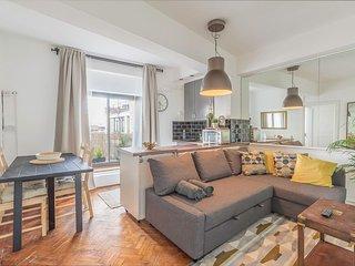 Marylebone 1 bedroom apartment, stunning views, sun terrace & WIFI