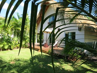 Caraïbes Villa in the center / Near Beaches 400 M bars restaurants and services