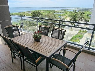 VILLAGE MARINA-Olhão: Corner Apartment with amazing views