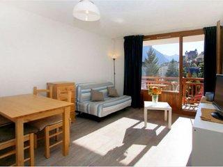 résidence meijotel les 2 Alpes, appartement front de neige