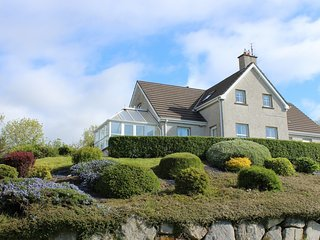 Holiday house in Rathmullan with stunning views