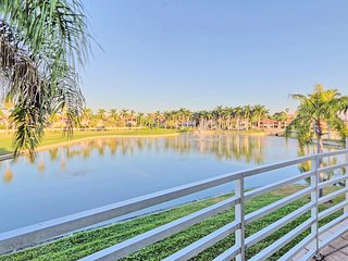 Vista Verde West - Water view - Golf course view - Pool and Spa - Near Don Cesar