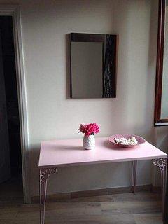 Tavolo in camera da letto