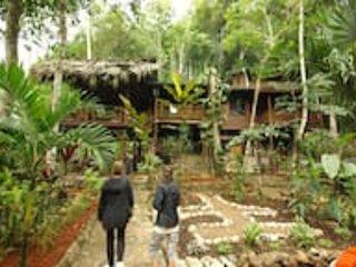 Toucan House Eco- Lodge in Belize, Benque Viejo del Carmen