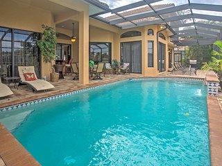 NEW! Upscale 6BR Marco Island Villa w/Pool!