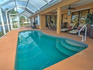NEW! Renovated 3BR Marco Island Villa w/Pool!, Isla Marco