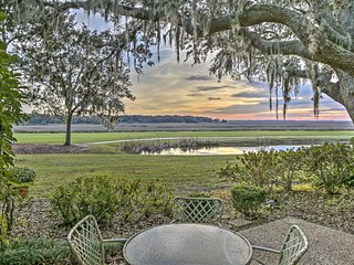 2BR Amelia Island Condo w/Patio&Golf Course Views!