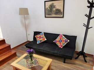 'Skylight' vacation rental in the heart of the colonial center of Cusco