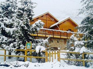 Gîte&Spa Le Montagnard (jusqu'à 14 personnes)