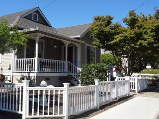 Healdsburg Downtown Cottage