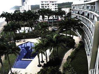Rento Suite para 4 personas un solo ambiente, es parte del Hotel Makana Resort