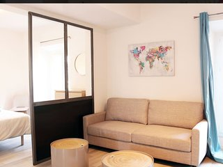 Magnifique appartement centre ville Wifi / TV / Parking