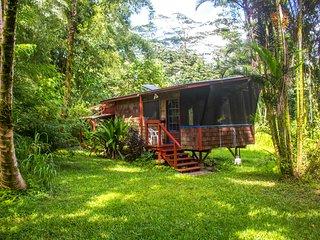 Cedar Cabin, Pahoa