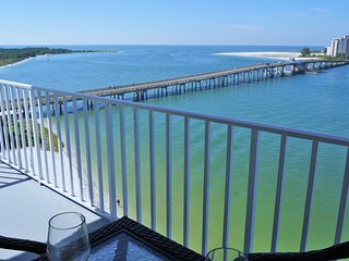Beachfront Lovers Key Beach Club #802 - oceanview