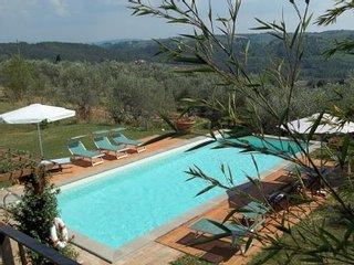 Villa Treggiaia