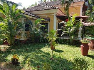 Heritage Portuguese Beach Villa, Candolim