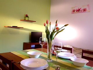 Apartments Marta- newly built, fully equipped. Located 30 meters from the beach