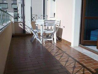 new flat in Alghero heart with terrace