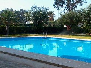 Concordia 104 piscina, cerca de la playa, piscina comm, Roquetas de Mar