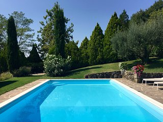 San Nicolo Immense beautiful views private house and pool