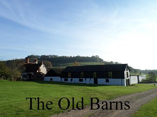 The Old Barns, Stockbridge