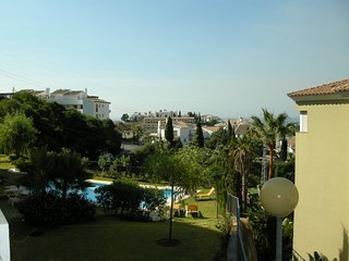 C3H Royal Golf 3 bed 2 bath apartment in heart of Miraflores Golf Course, La Cala de Mijas