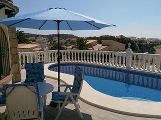 Villa Benitachell , Luxury La Cumbre del Sol Urbanisation, privat swimming pool