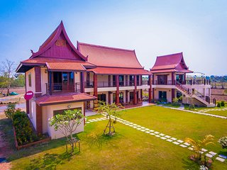 Nakara Villa: Peace and tranquility in the rice fields of Issan