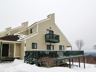 Spacious ski retreat w/seasonal shared pool & private shuttle to slopes!