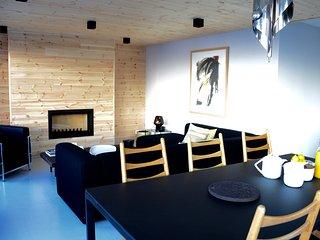 Chalet 3, design et luxe au coeur des 3 vallées.