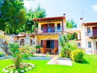 Bizmut Garden House, Paliouri