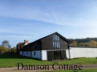 Damson Cottage - The Old Barns