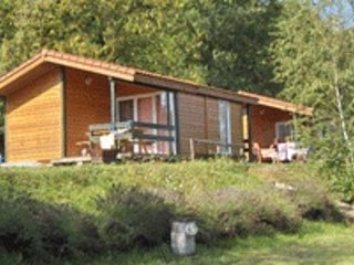 Location de chalet Camping Le grand Cerf****, Le Grand-Serre