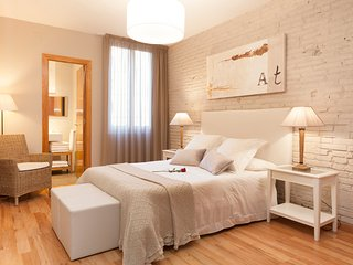 Short stay apartment Sant Pau 7 in Barcelona for 6 people
