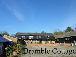Bramble Cottage - The Old Barns
